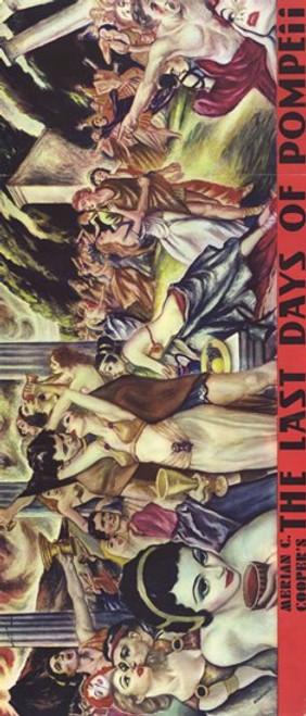 The Last Days of Pompeii Movie Poster (11 x 17) - Item # MOV292885