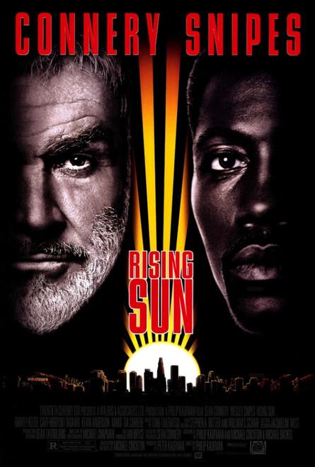 Rising Sun Movie Poster Print (27 x 40) - Item # MOVAH3432