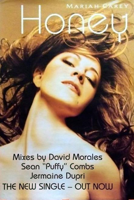 Mariah Carey Honey Poster - Item # RAR9992528
