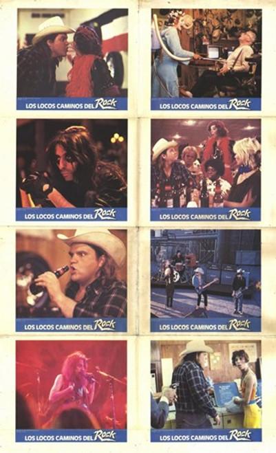 Roadie Movie Poster (11 x 17) - Item # MOV227552