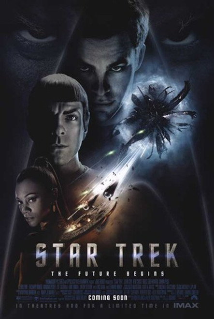Star Trek XI - style AC Movie Poster (11 x 17) - Item # MOV486370