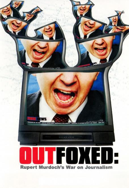 Outfoxed: Rupert Murdoch's War on Journalism Movie Poster Print (27 x 40) - Item # MOVAF1298