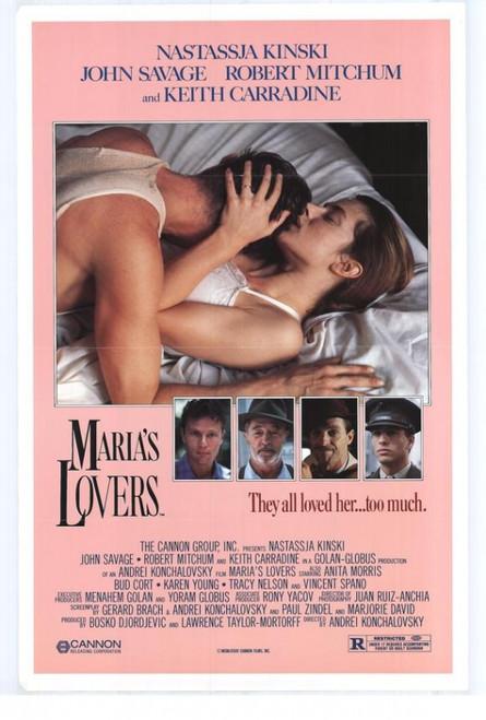 Maria's Lovers Movie Poster Print (27 x 40) - Item # MOVCF0377