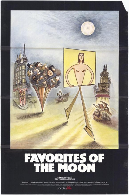 Favorites Of The Moon Movie Poster Print (27 x 40) - Item # MOVEH0614