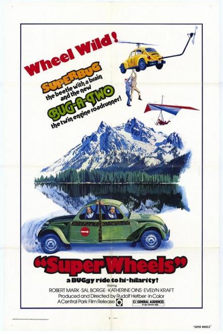 Super Wheels Movie Poster Print (27 x 40) - Item # MOVCH3718