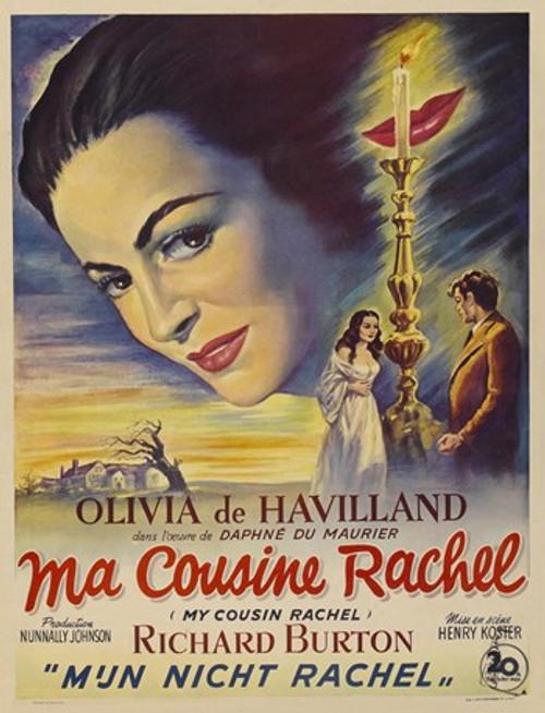 My Cousin Rachel Movie Poster (11 x 17) - Item # MOV413017