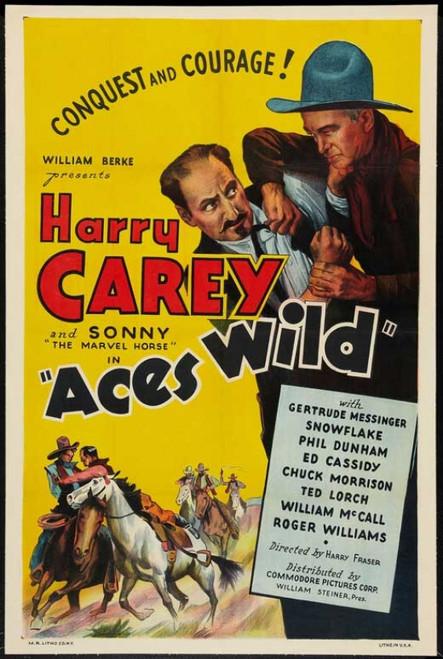 Aces Wild Movie Poster Print (27 x 40) - Item # MOVAB62501