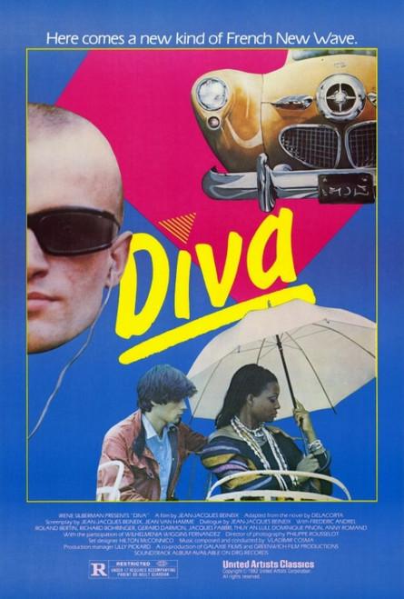 Diva Movie Poster Print (27 x 40) - Item # MOVCF2397