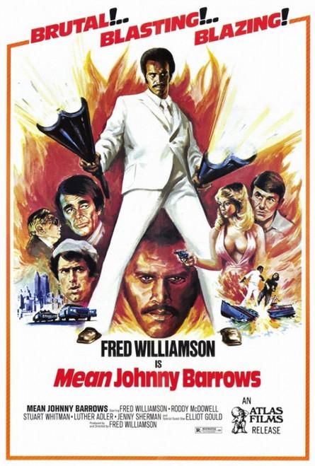 Mean Johnny Barrows Movie Poster Print (27 x 40) - Item # MOVAF6383