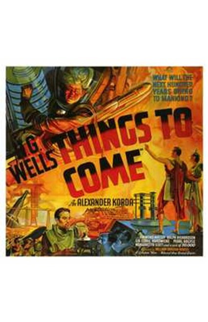 Things to Come Movie Poster (11 x 17) - Item # MOV197448