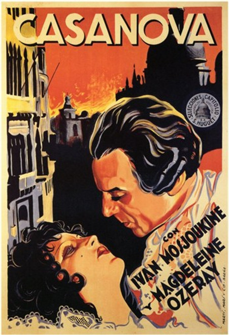 Casanova Movie Poster (11 x 17) - Item # MOV206709