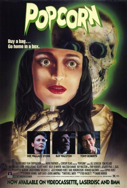 Popcorn Movie Poster (11 x 17) - Item # MOV221119