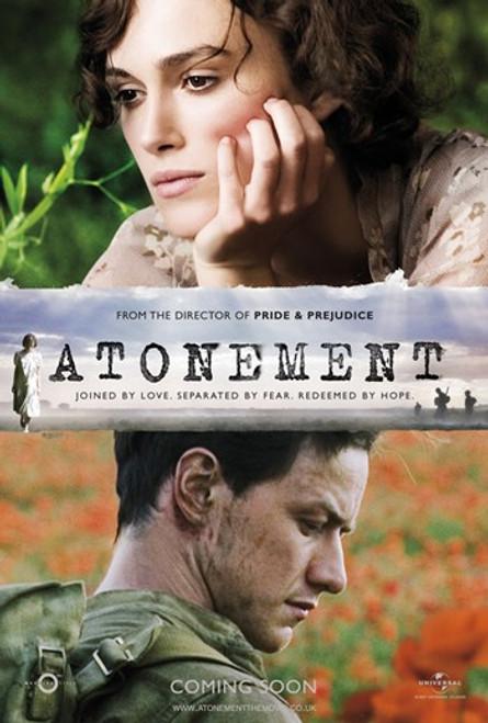 Atonement Movie Poster (11 x 17) - Item # MOV414570