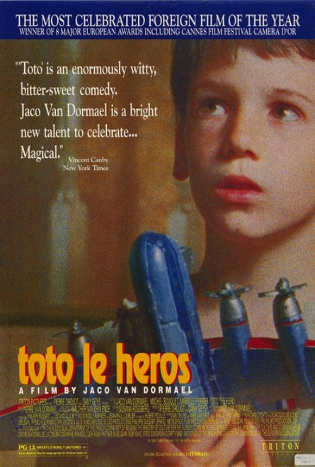 Toto le Heros Movie Poster Print (27 x 40) - Item # MOVEH5640