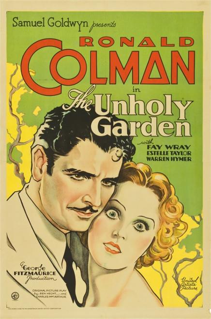 The Unholy Garden Movie Poster Print (27 x 40) - Item # MOVAI6599