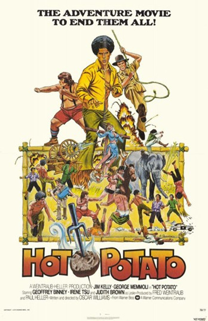 Hot Potato Movie Poster (11 x 17) - Item # MOV248721