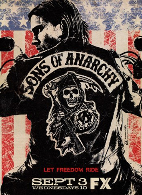 Sons of Anarchy Movie Poster (11 x 17) - Item # MOVAI7271