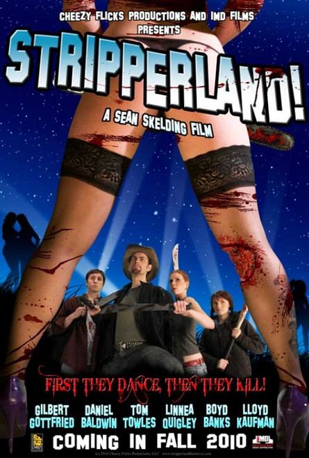 Stripperland Movie Poster Print (27 x 40) - Item # MOVCB49483