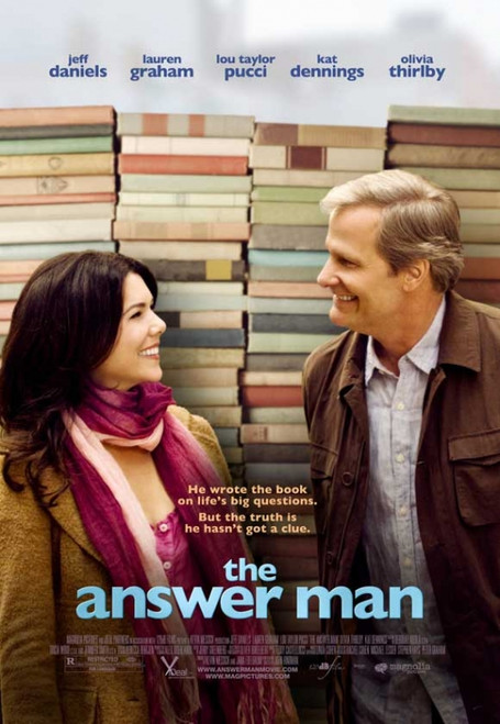 The Answer Man Movie Poster Print (27 x 40) - Item # MOVCB54210