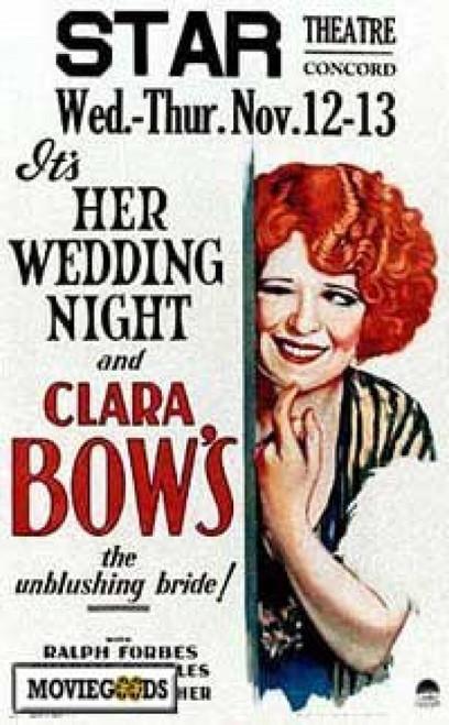It's Her Wedding Night Movie Poster Print (27 x 40) - Item # MOVAH9597