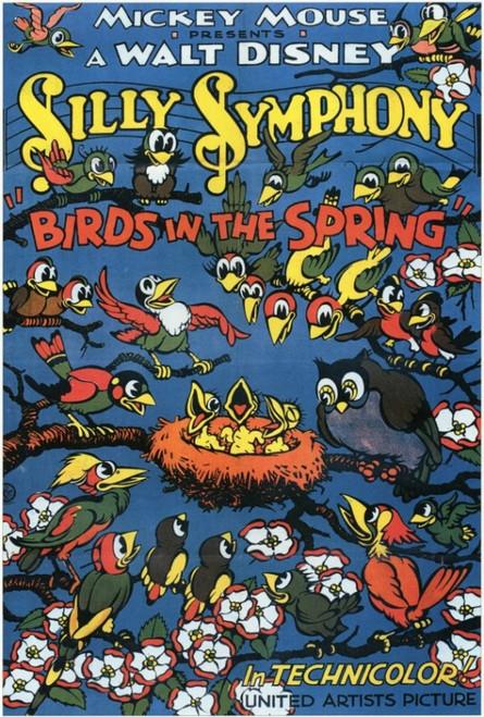Birds in the Spring Movie Poster Print (27 x 40) - Item # MOVCF7335