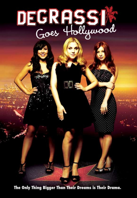 Degrassi Goes Hollywood Movie Poster Print (27 x 40) - Item # MOVCB62230
