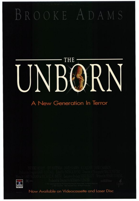 The Unborn Movie Poster Print (27 x 40) - Item # MOVCH4650