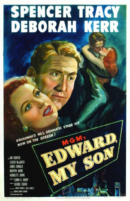 Edward, My Son Movie Poster Print (27 x 40) - Item # MOVIJ3174