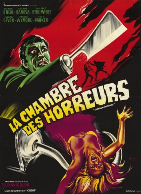 Chamber of Horrors Movie Poster (11 x 17) - Item # MOV235695