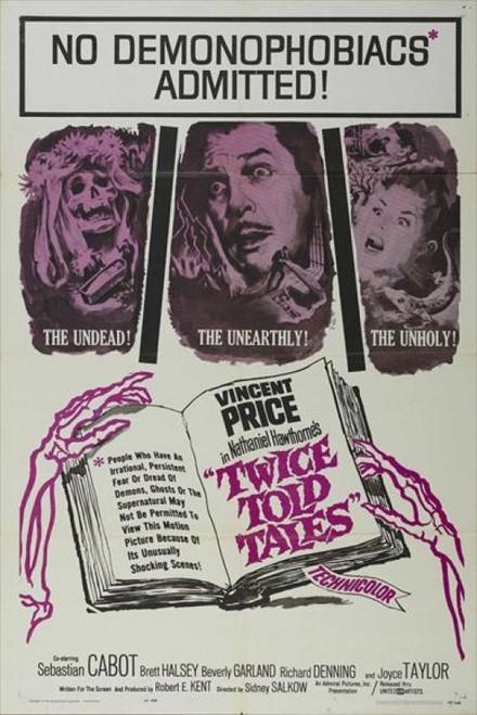 Twice-Told Tales Movie Poster Print (27 x 40) - Item # MOVIJ5233