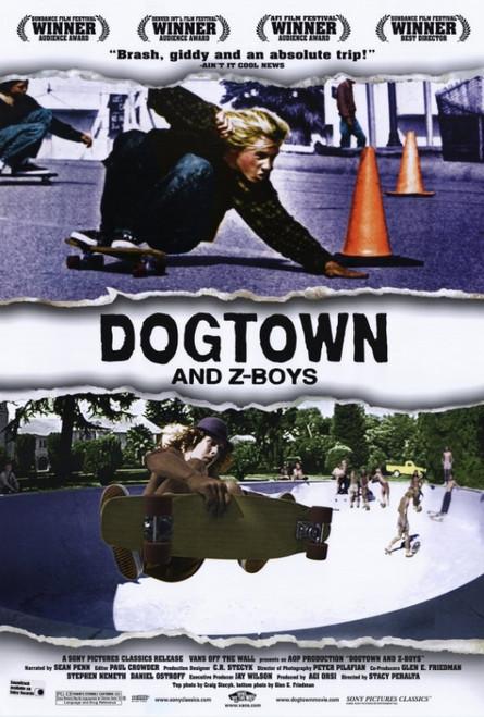 Dogtown and Z-Boys Movie Poster Print (27 x 40) - Item # MOVAF3444