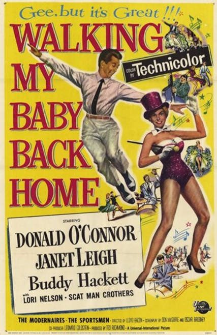 Walking My Baby Back Home Movie Poster (11 x 17) - Item # MOV209684