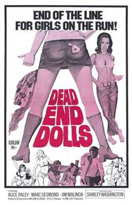 Dead End Dolls Movie Poster (11 x 17) - Item # MOV203636