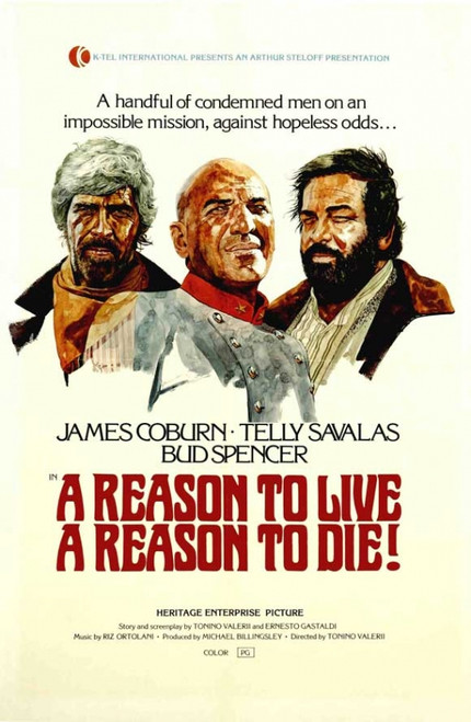 A Reason to Live, a Reason to Die Movie Poster Print (27 x 40) - Item # MOVGB20910