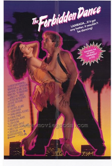 The Forbidden Dance Movie Poster Print (27 x 40) - Item # MOVGH2341