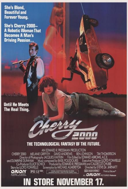 Cherry 2000 Movie Poster Print (27 x 40) - Item # MOVAF1436