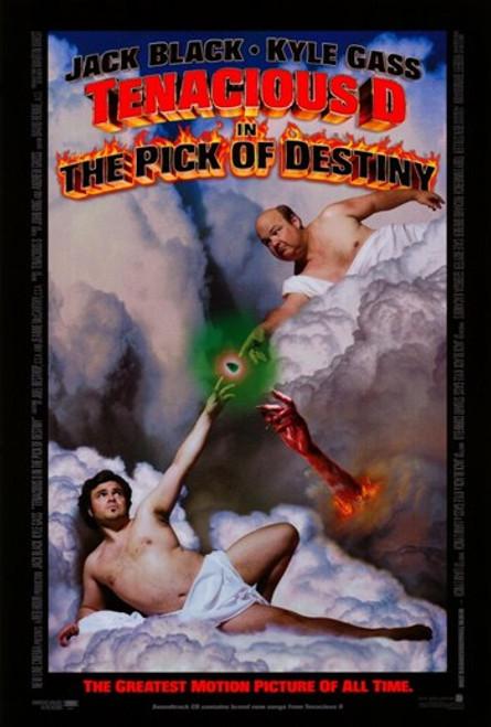 Tenacious D in The Pick of Destiny Movie Poster (11 x 17) - Item # MOV394289