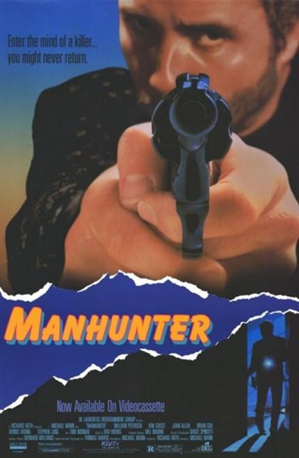 Manhunter Movie Poster (11 x 17) - Item # MOV244617