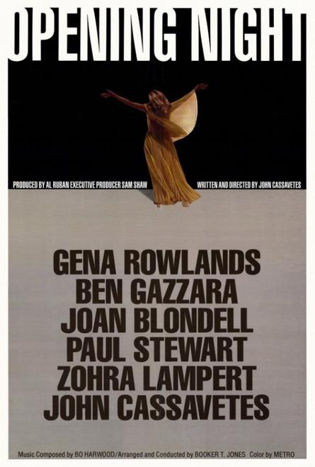 Opening Night Movie Poster Print (27 x 40) - Item # MOVIF6415