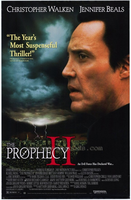 The Prophecy II Movie Poster Print (27 x 40) - Item # MOVEH6619