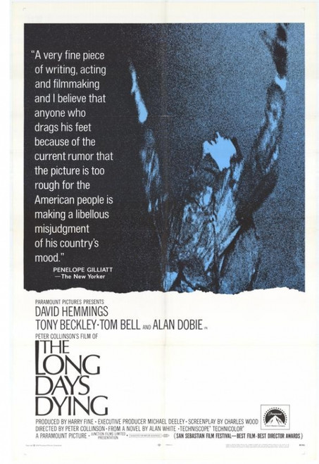 The Long Days Daying Movie Poster Print (27 x 40) - Item # MOVGH4276