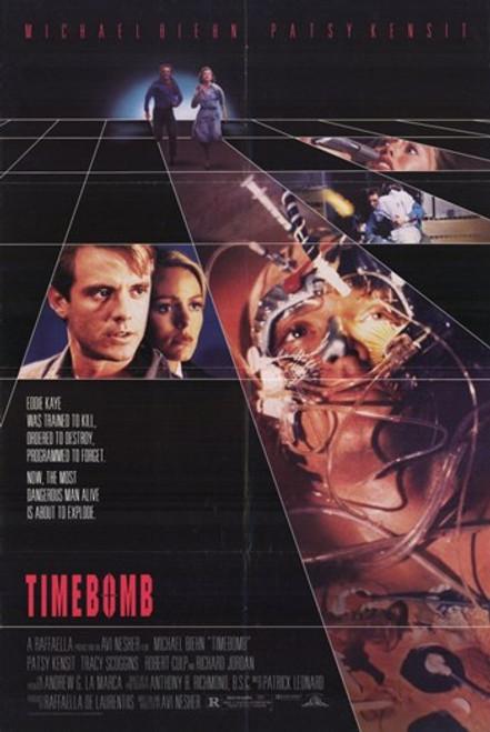 Time Bomb Movie Poster (11 x 17) - Item # MOV208882