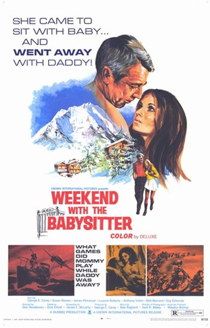 Weekend with the Babysitter Movie Poster (11 x 17) - Item # MOV233214