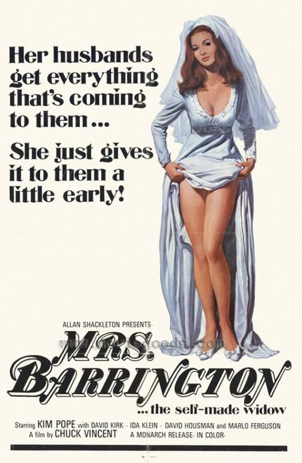 Mrs. Barrington Movie Poster Print (27 x 40) - Item # MOVEH9331