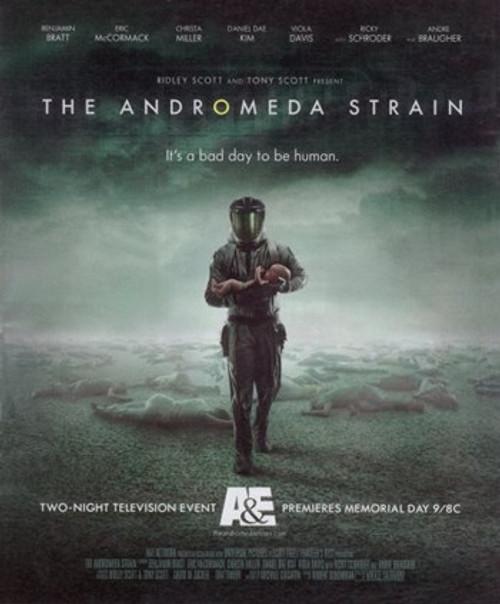 The Andromeda Strain Movie Poster (11 x 17) - Item # MOV410821