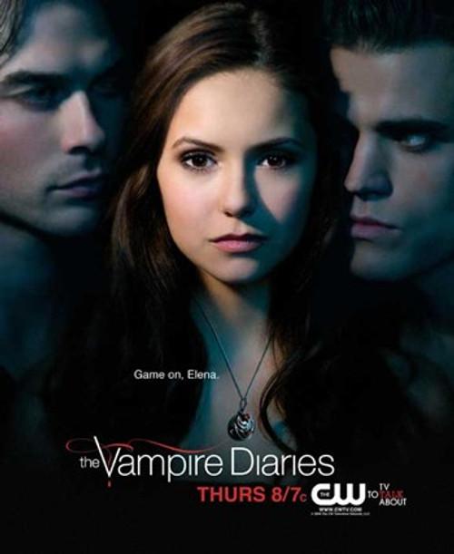 The Vampire Diaries - style G Movie Poster (11 x 17) - Item # MOV520443