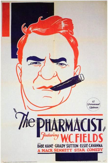The Pharmacist Movie Poster Print (27 x 40) - Item # MOVCF3332