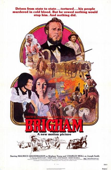 Brigham Movie Poster (11 x 17) - Item # MOV401948