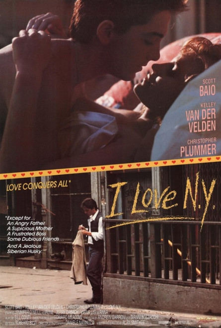 I Love N.Y. Movie Poster Print (27 x 40) - Item # MOVEH9656