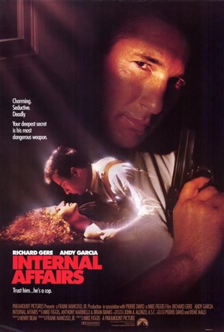 Internal Affairs Movie Poster (11 x 17) - Item # MOV195451